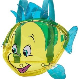 Disney Little Mermaid Flounder Backpack.